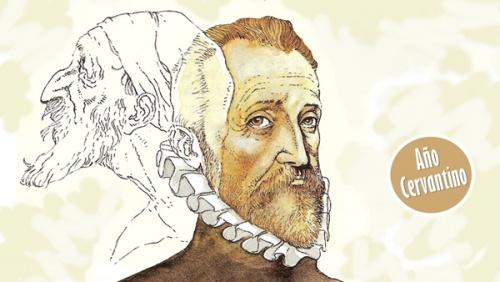 Recital de poesía: Cervantes, ¿Poeta?