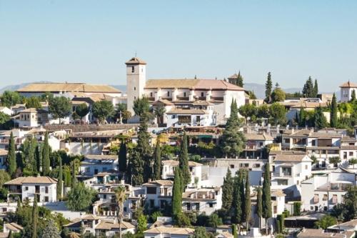 Paseo por el Albaycín