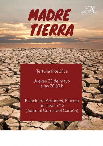 """Tertulia filosófica: """"Madre Tierra"""""""