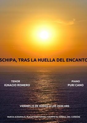 Recital de Canto: Schipa, tras la huella del encanto.