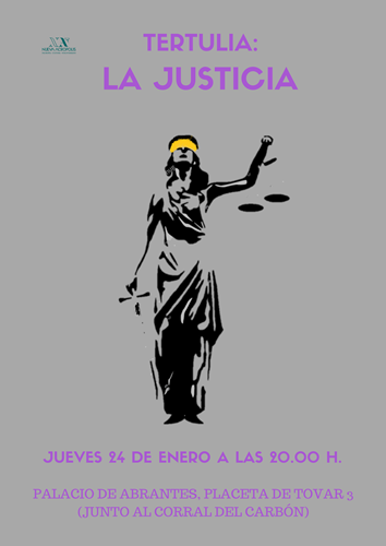 Tertulia filosófica: La Justicia