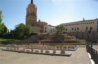 """Visita cultural: """"Teatro romano y catedral"""" (Guadix)"""